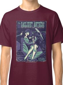 Gaslight Anthem and Murder by Death tour tee Classic T-Shirt