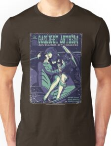 Gaslight Anthem and Murder by Death tour tee Unisex T-Shirt
