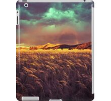 Caught in the Storm iPad Case/Skin
