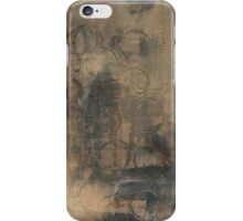 After Thought iPhone Case/Skin