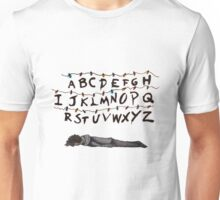 Phil in the upside down. Unisex T-Shirt