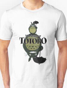 Totoro Upside Down T-Shirt
