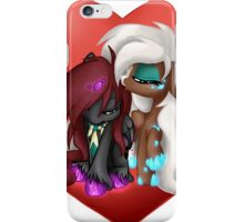 Chibi Love iPhone Case/Skin
