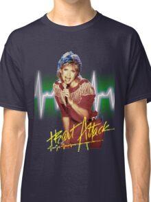 Olivia Newton-John - Heart Attack - 1983 Classic T-Shirt