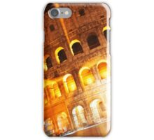 Ghosts Of The Colosseum iPhone Case/Skin