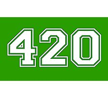 420 HIGH Photographic Print