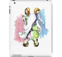 The Miyano Four iPad Case/Skin