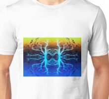 Forests Spirits in Technicolour Unisex T-Shirt