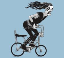Metal to the Pedal Kids Clothes
