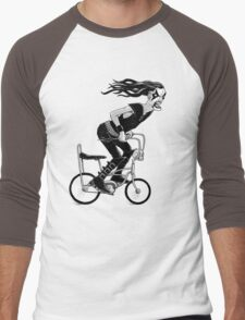 Metal to the Pedal Men's Baseball ¾ T-Shirt