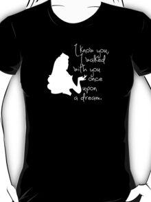 Disney Princesses: Aurora (The Sleeping Beauty) *White version* T-Shirt
