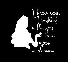 Disney Princesses: Aurora (The Sleeping Beauty) *White version* by anemophile