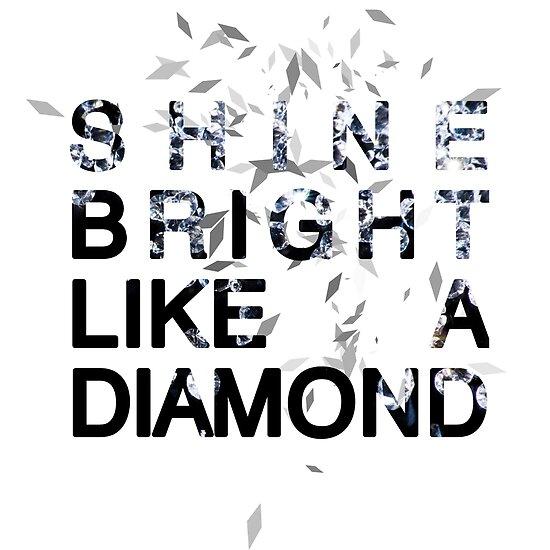 Rihanna - Diamonds by anemophile