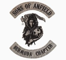 Sons of Anfield - Bermuda Chapter Kids Tee