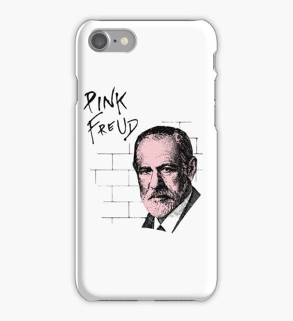 Pink Freud Sigmund Freud iPhone Case/Skin