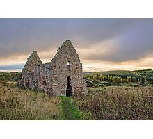 Ancient Stables Photographic Print