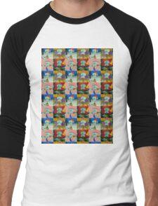 Mad World Men's Baseball ¾ T-Shirt