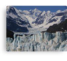 Glacial Flow Canvas Print