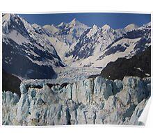 Glacial Flow Poster