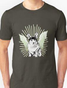 BAD dog – corgi carrying a knife T-Shirt