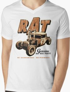 RAT - Pipes Mens V-Neck T-Shirt