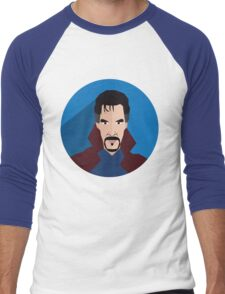 doctor strange fanmade Men's Baseball ¾ T-Shirt
