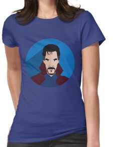 doctor strange fanmade Womens Fitted T-Shirt