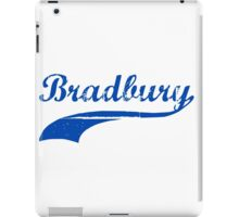 Team Bradbury iPad Case/Skin