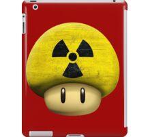 Atomic Mario's mushroom iPad Case/Skin