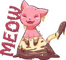 Icecream Kitty by ATstudio