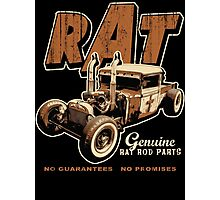 RAT - Pipes Photographic Print