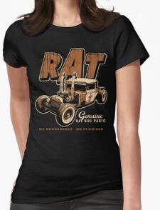 RAT - Pipes Womens Fitted T-Shirt