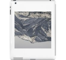 Triangle Mountains iPad Case/Skin