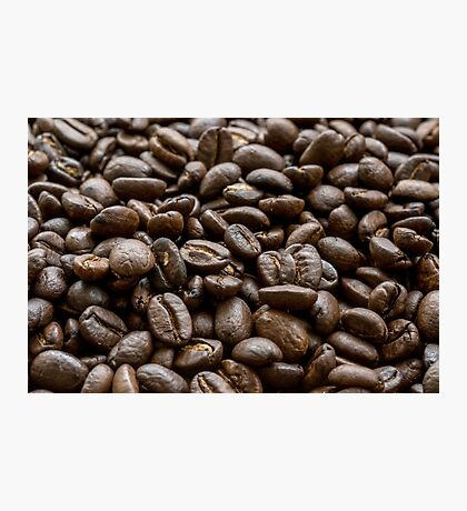 roasted Coffee Beans  Photographic Print