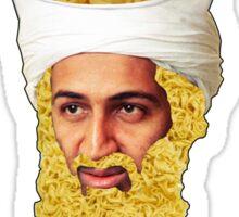 Osama Bin Ramen Sticker