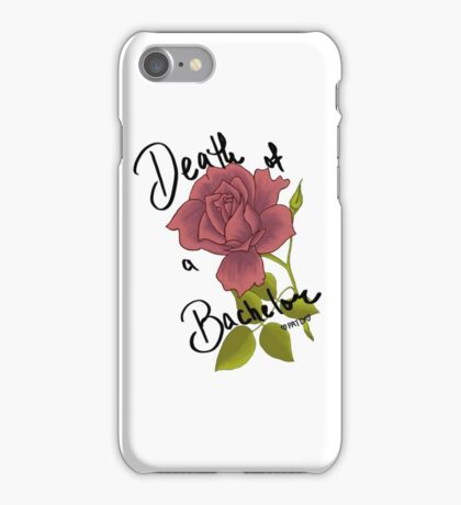 Death of a Rose iPhone Case/Skin