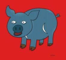 Blue Pig Kids Clothes