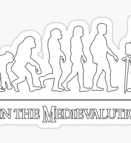 MEDIEVALUTION Sticker