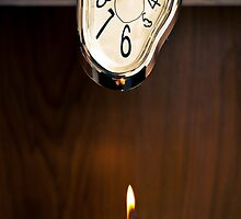 Melting Clock by Zak Milofsky