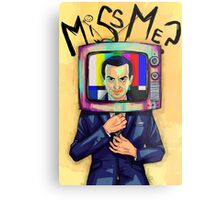 Moriarty - Miss me? Metal Print