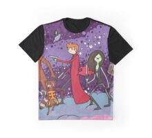 The Guardians of Lumpy Space Graphic T-Shirt