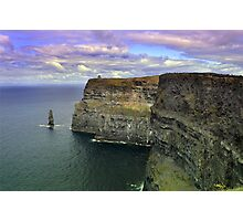Dramatic Cliffs Of Moher, Photographic Print