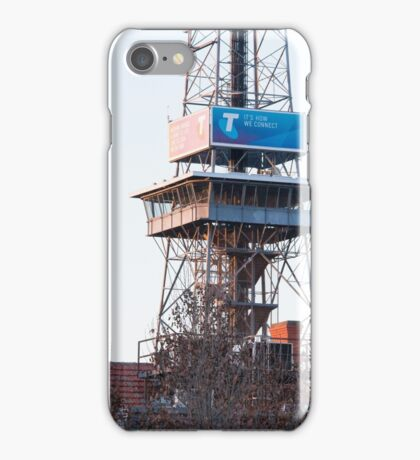 Towers and Trees iPhone Case/Skin