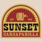 Sunset Sarsaparilla by Mizuno Takarai
