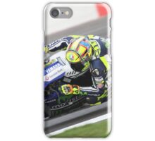 Valentino Rossi MOTO GP iPhone Case/Skin