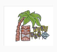 Tiki Bar One Piece - Short Sleeve
