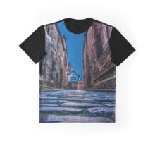 Coventry - Down the Cobbles Graphic T-Shirt