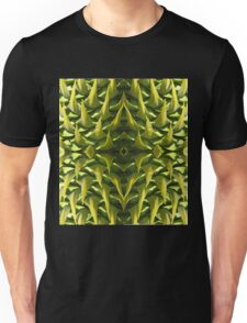 Macrozamia riedlei (cycad) female cone-compilation1 Unisex T-Shirt