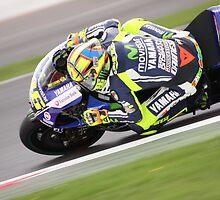 Valentino Rossi MOTO GP by Merlin72