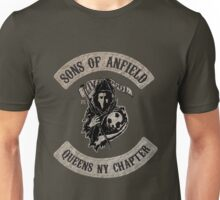 Sons of Anfield - Queens NY Chapter Unisex T-Shirt